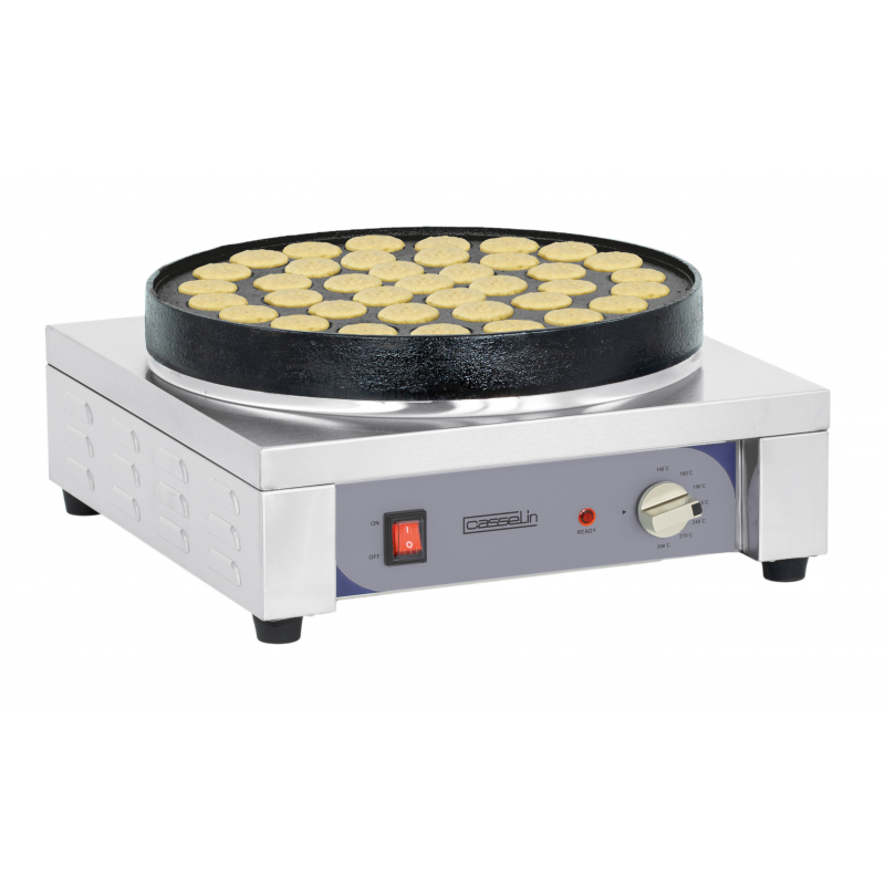 Electric Poffertjes maker