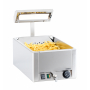 French fry warmer GN 1/1 with ceramic heating element