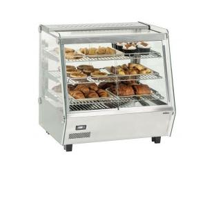 Heated Display Case Casselin