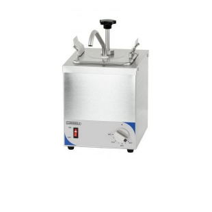 Verwarmde pomp dispenser Casselin